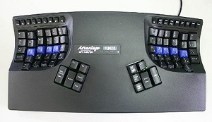 Kinesis Advantage USB Contoured Keyboard