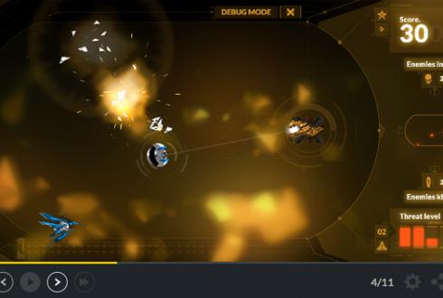 楽しみながらゲームでプログラミングを学べる『CodinGame』