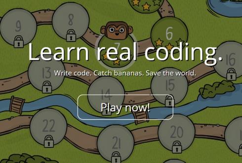 やさしすぎるプログラミング学習サイト『CodeMonkey』