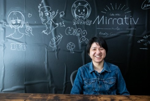 「自宅でも職場でもない、第3の居場所を作っていく」株式会社ミラティブ 夏 澄彦氏