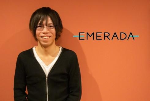 「0から新しい金融サービスを作っていく」エメラダ株式会社 小林 悟史氏