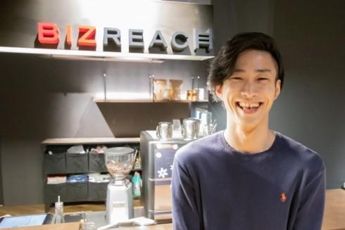 「本気で夢を見ている人を、全力で手助けしたい」株式会社ビズリーチ 小田 翔太氏