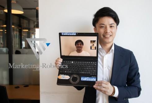 「自分自身の利益を最優先で考えていい」Marketing-Robotics株式会社 田中 亮大氏、米原 康行氏