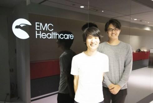 「このコードが書けたら、社会にこんな影響がある」を実感できる EMC Healthcare株式会社 深澤氏、大竹氏